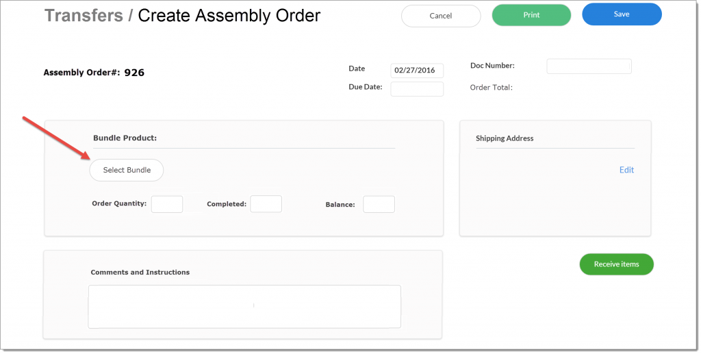 7 How Does Dataqlick Inventory Support Assembly Or Work Orders